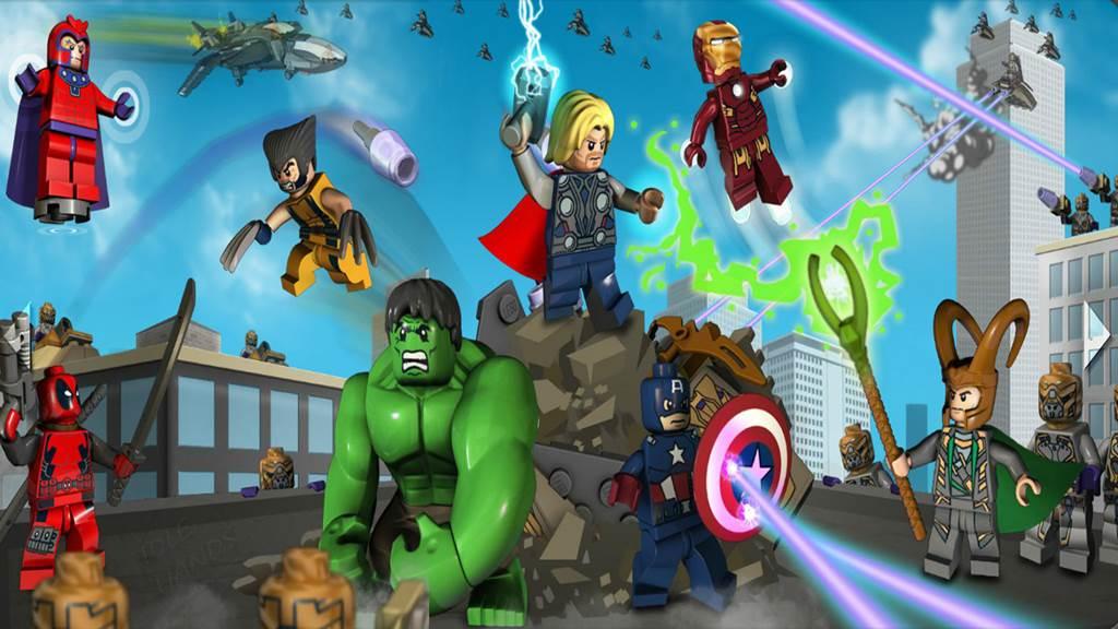 lego marvel heroes wallpaper - photo #16