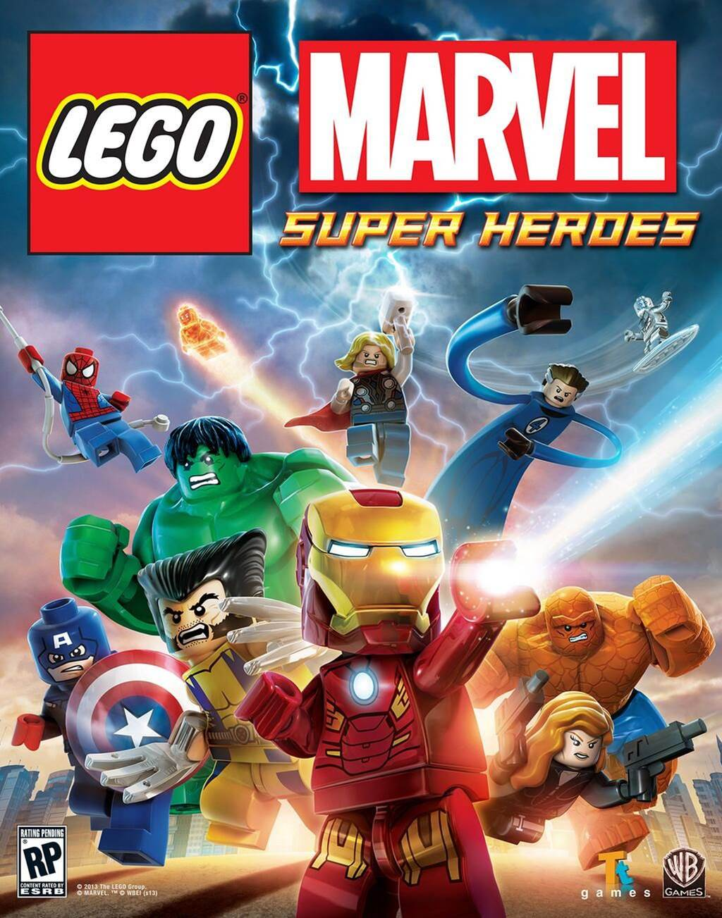 Lego Marvel Super Heroes Gaming Wallpapers Xcitefun Net