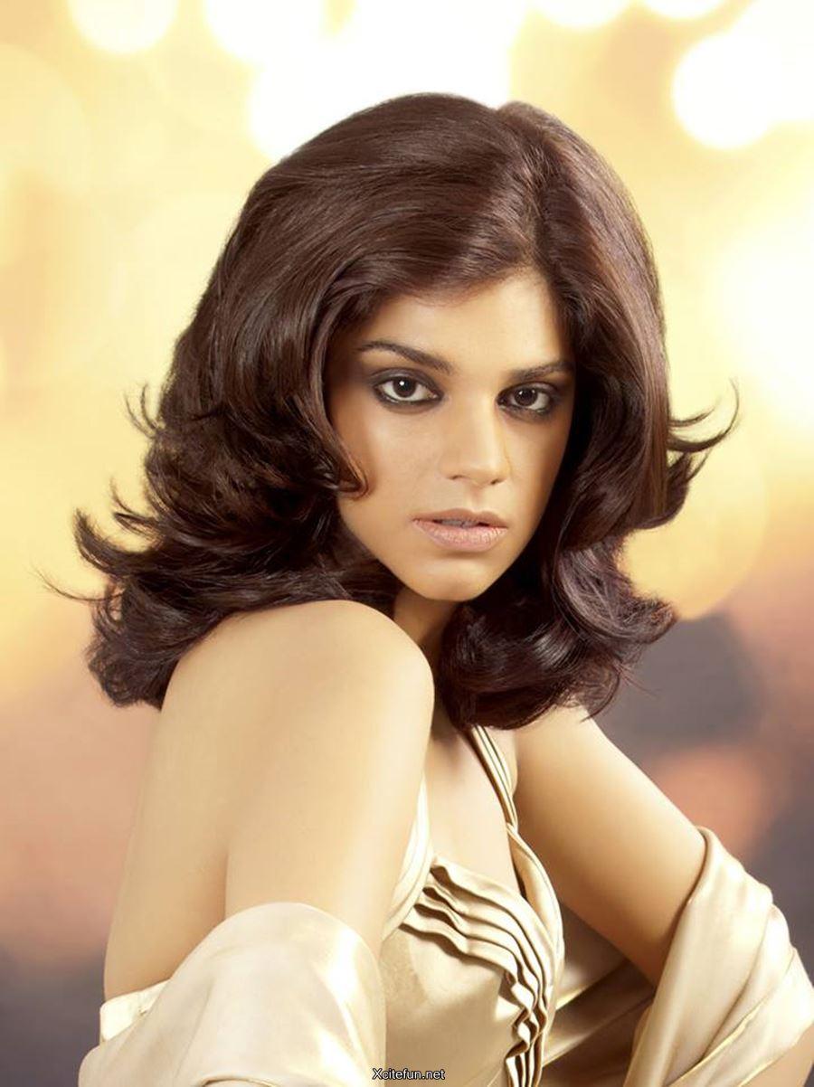 Celebs Haircuts Shoot For Nabila Salon Xcitefun Net