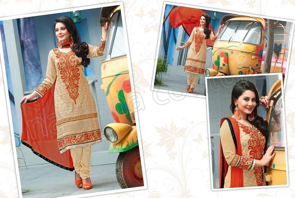 Party Wear Salwar Kameez Collection ft Minissha Lamba