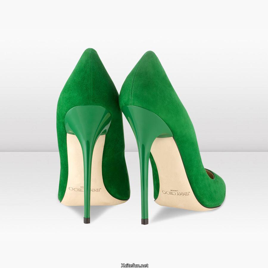 green stiletto heels the image kid has it. Black Bedroom Furniture Sets. Home Design Ideas