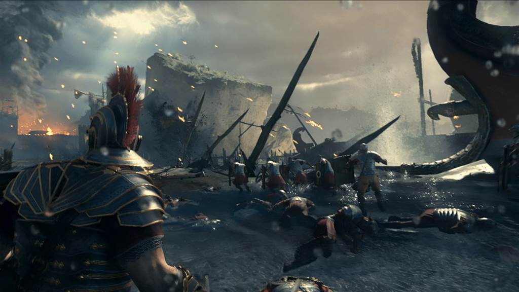 Ryse Son Of Rome Wallpaper: Ryse Son Of Rome Game Wallpapers
