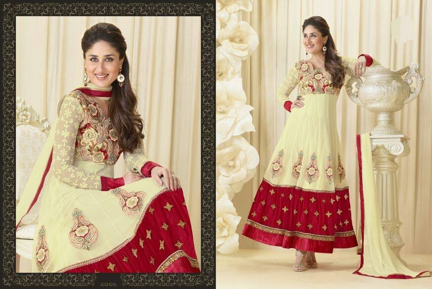 Kareena Kapoor Anarkali Dress Designer Collection