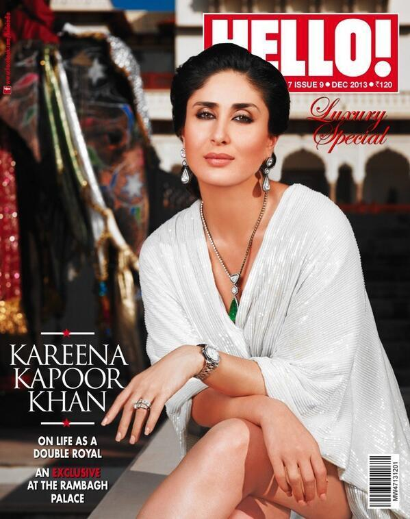 Kareena Kapoor Hello Cover