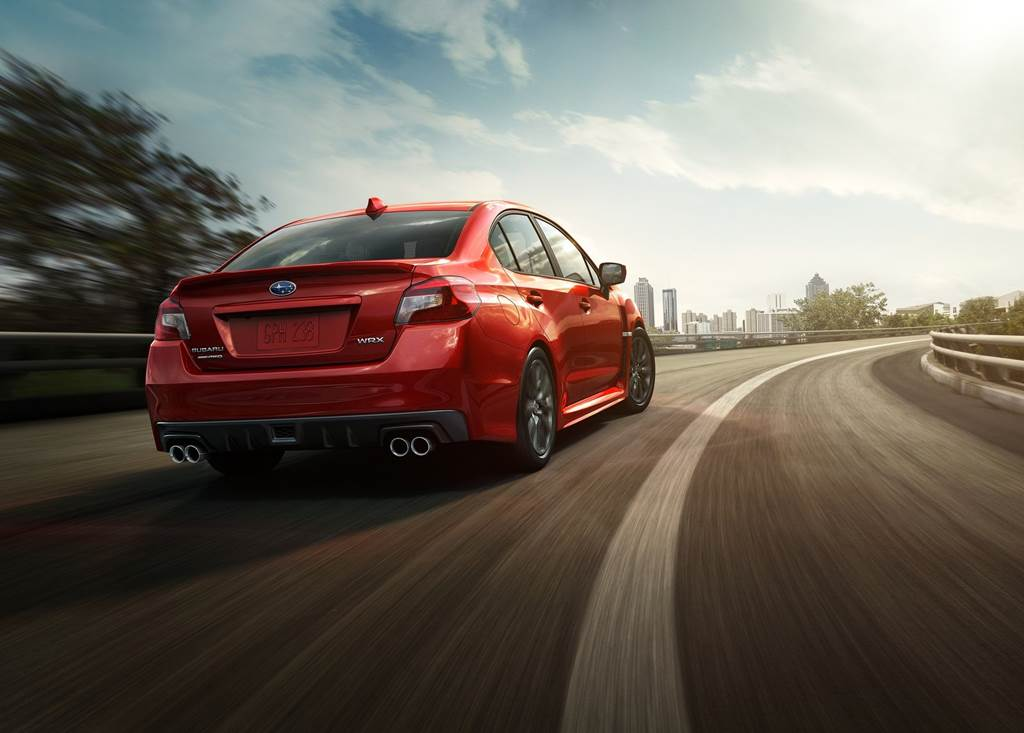 Subaru WRX Car Wallpapers 2015