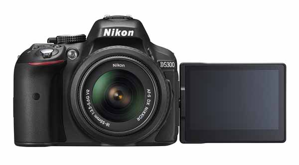 Nikon D5300 Digital Camera Review