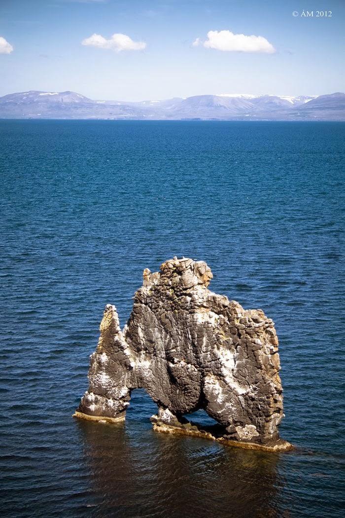 Hvitserkur Rock Iceland