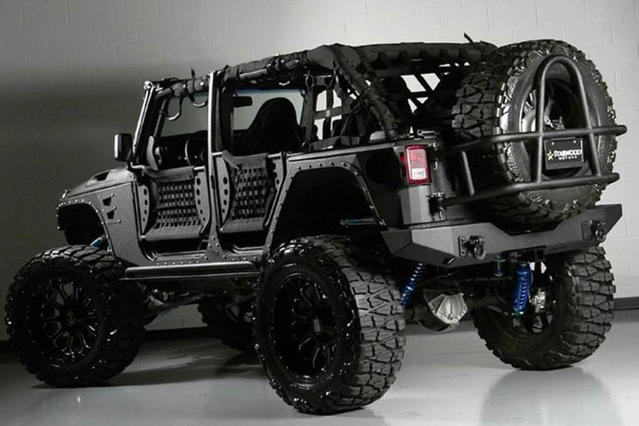 Starwood Metal Jacket Jeep Wallpapers - XciteFun.net