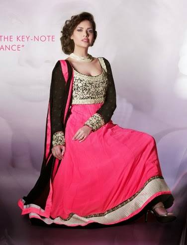 Esha Gupta Designer Collection - Salwar Kameez - XciteFun.net