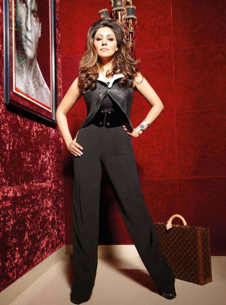 Gauri Khan In Gucci  Glamour Lady