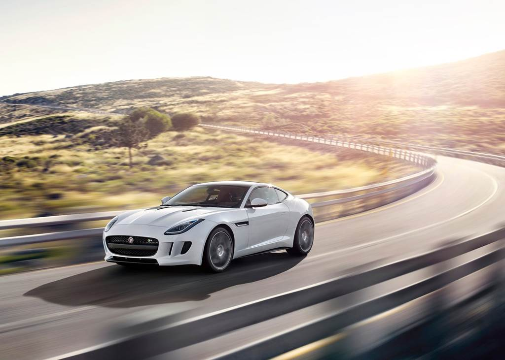 Jaguar FType R Coupe 2015 Car Wallpapers