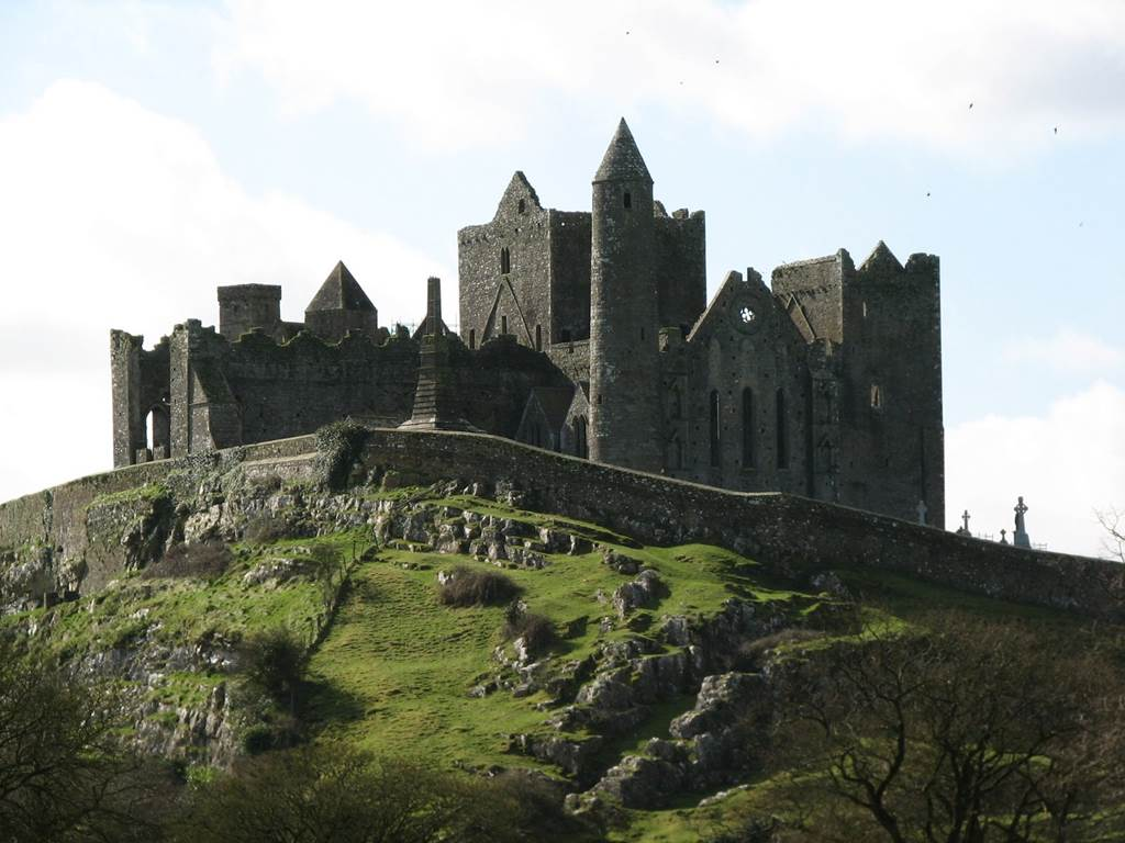 Rock Of Cashel Ireland Images N Detail Xcitefun Net