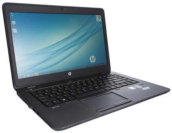 HP ZBook 14 Laptop Review - XciteFun.net
