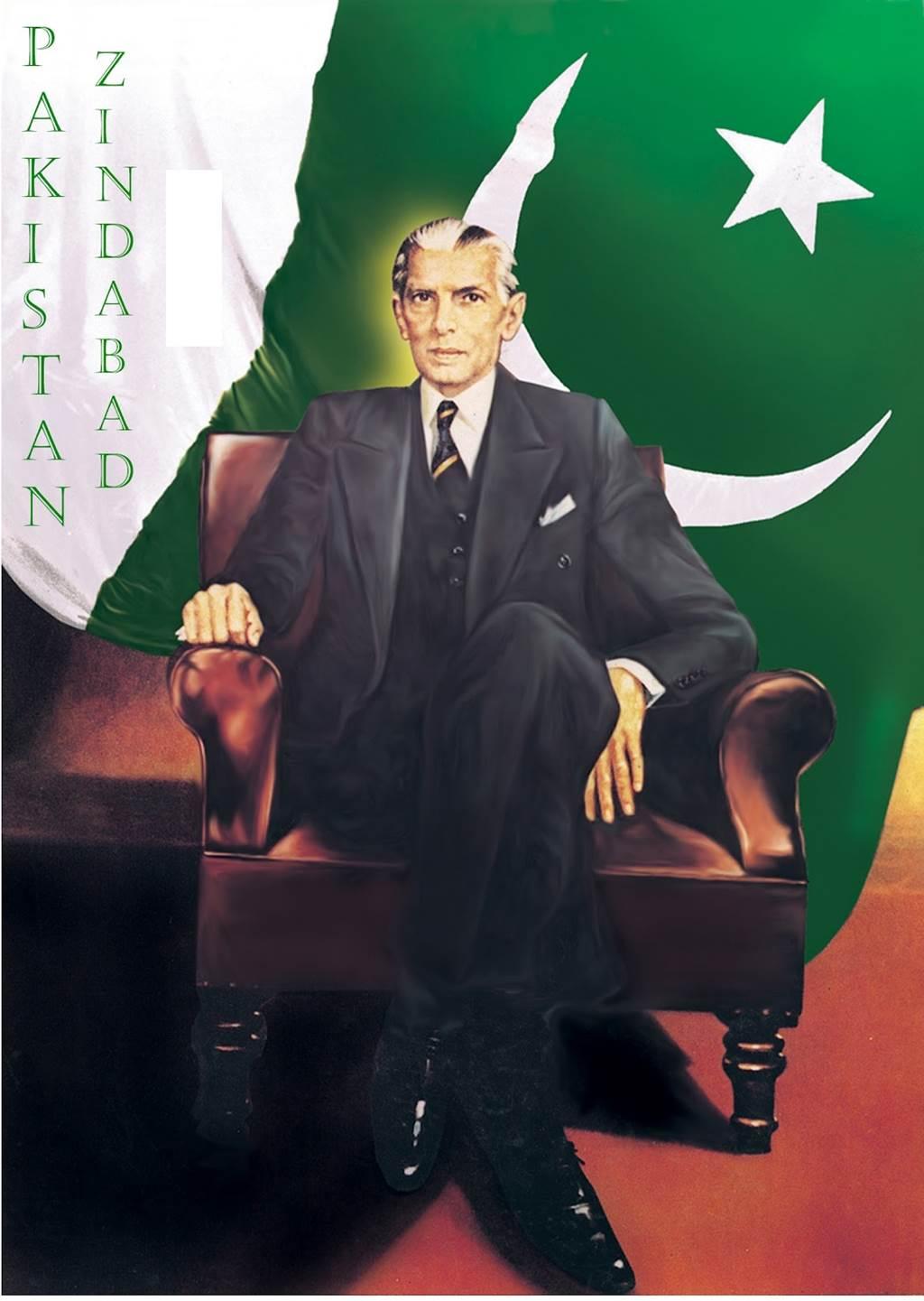 quaid e azam mohammad ali jinnah essay in urdu