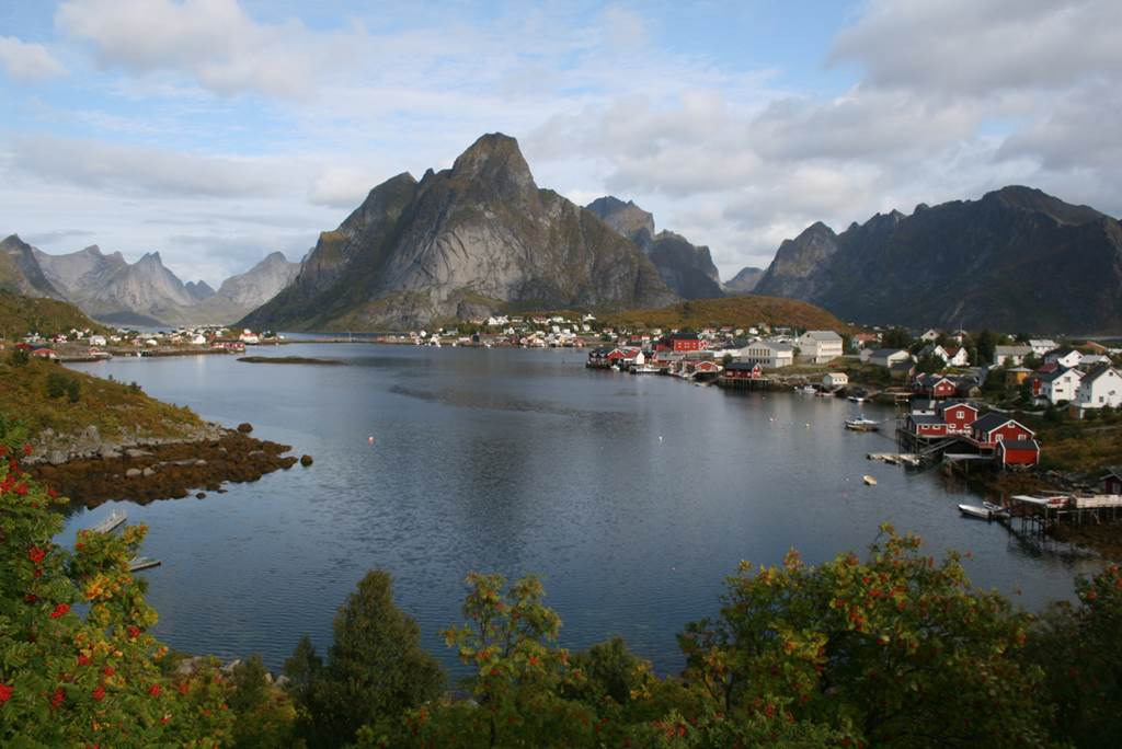 Lofoten Island Norway  Images n Detail