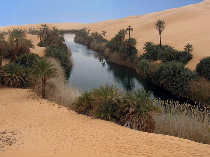 Sand Lake Auto >> Ubari Desert Lakes Libya - XciteFun.net