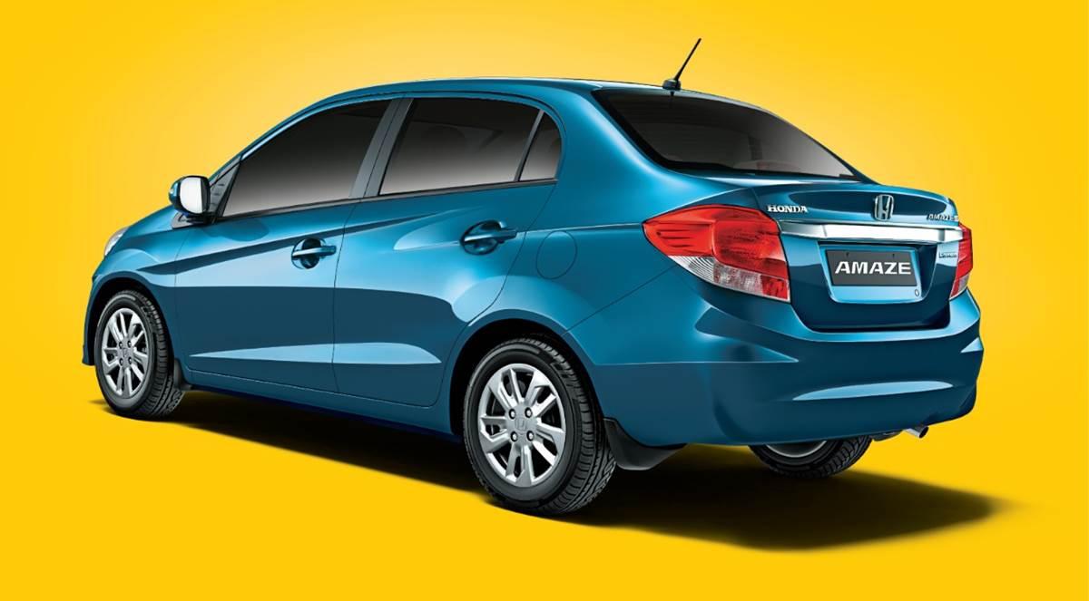 Honda Amaze Wallpapers 2014