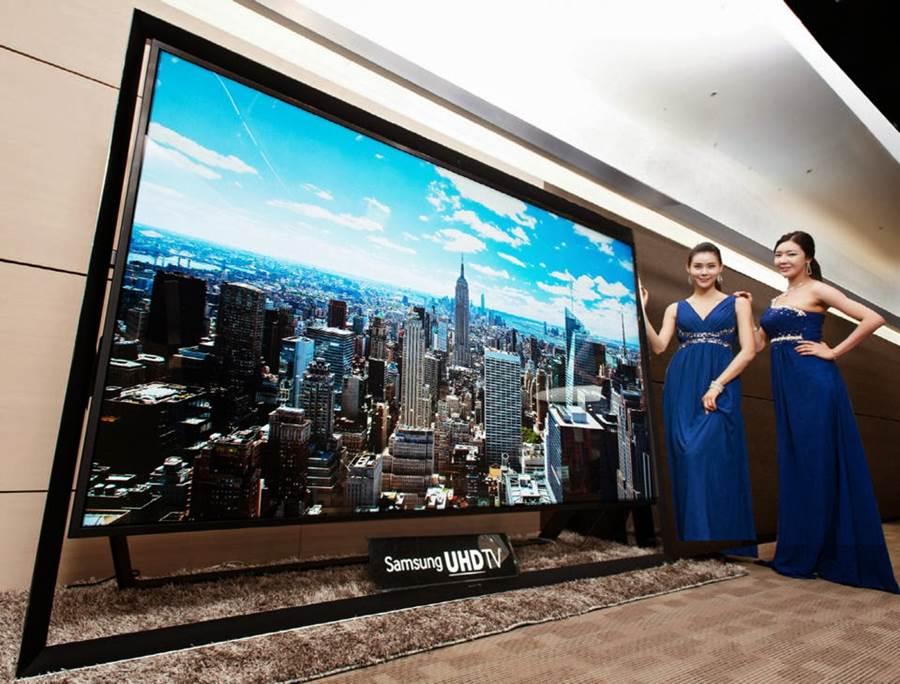 Samsung UHD TV image