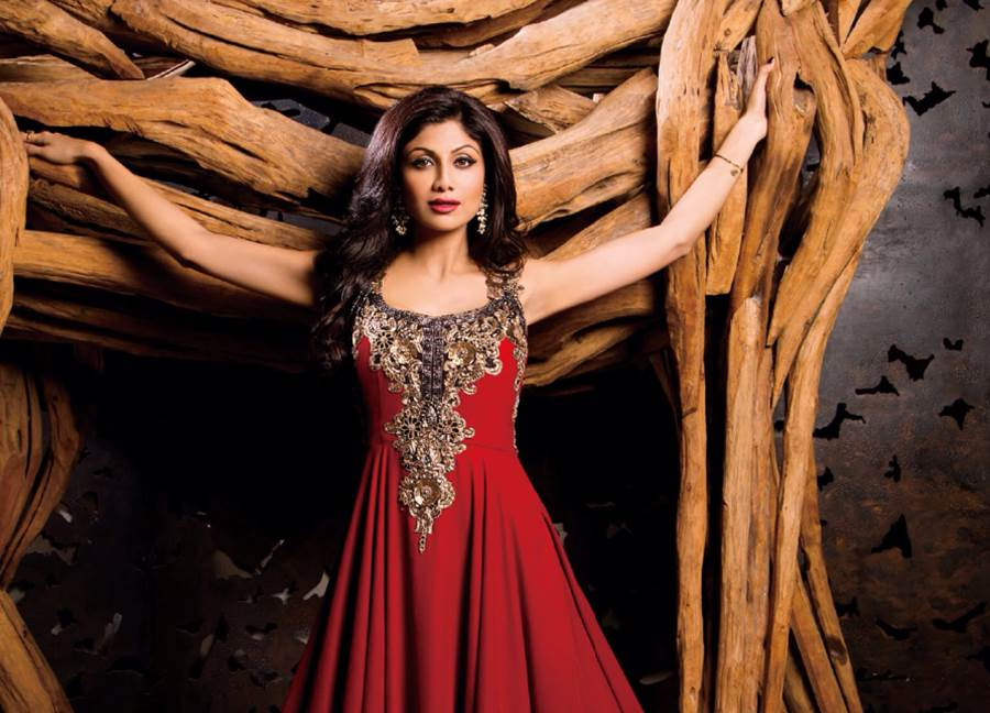 Shilpa Shetty On Hi Blitz  Luxury Fashion