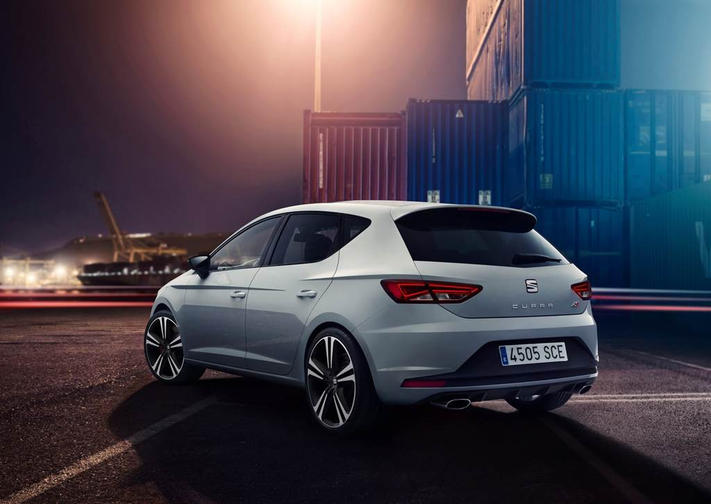 Seat Leon Cupra Car Wallpapers 2014