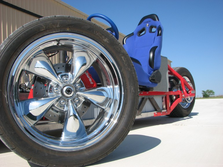 Z Wheelz 2Seat Electric Car