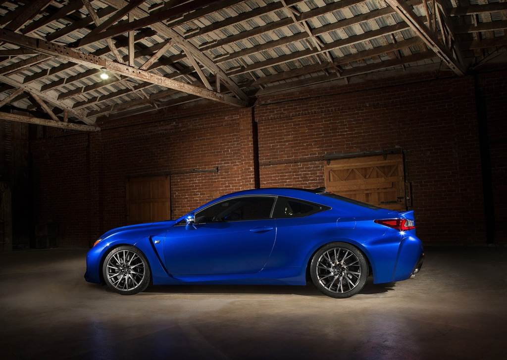 Lexus RC F Car Wallpapers 2015