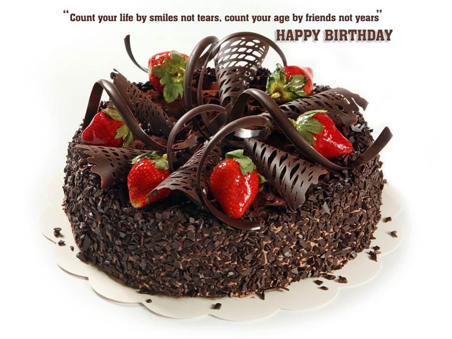 Happy Birthday Dear Ahmed Sarah Here I Present You Cake