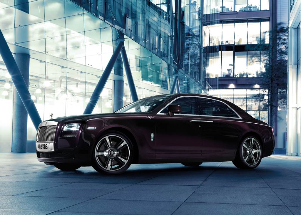 RollsRoyce Ghost V Specification Wallpapers For 2015