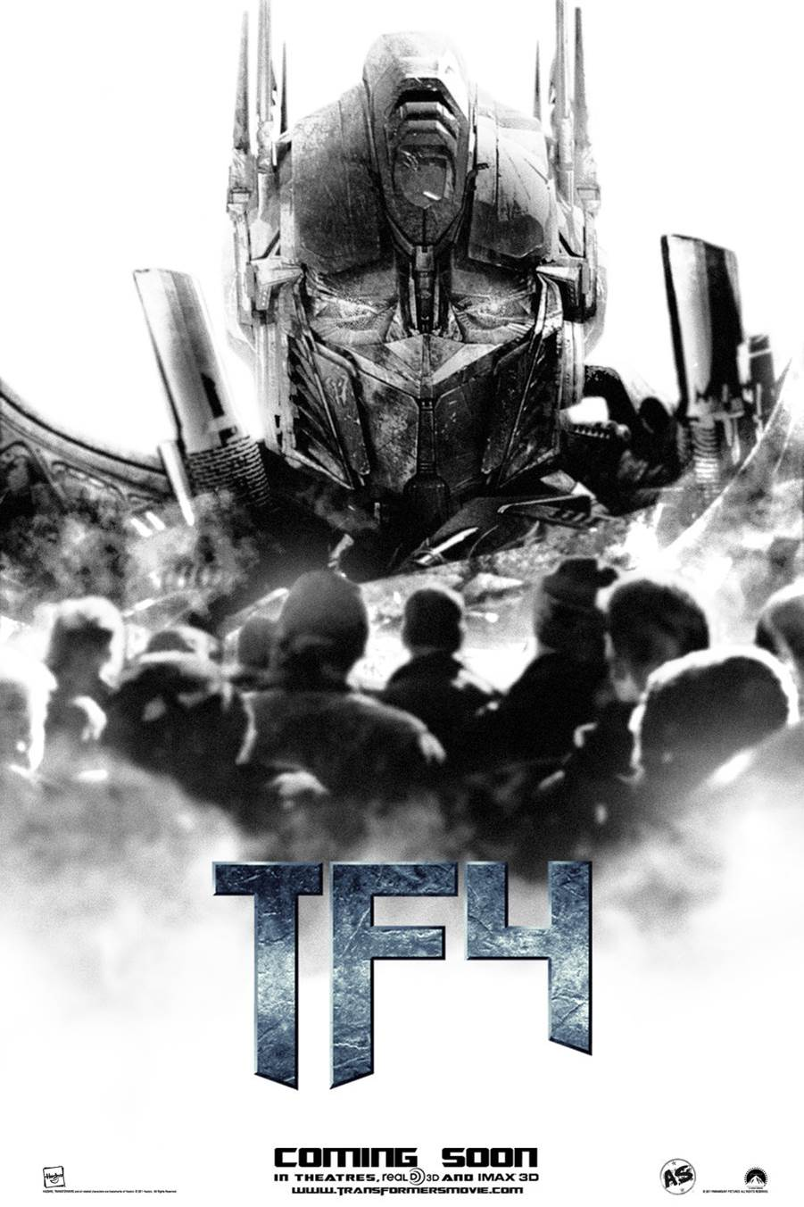 transformers age of extinction 2014 movie poster