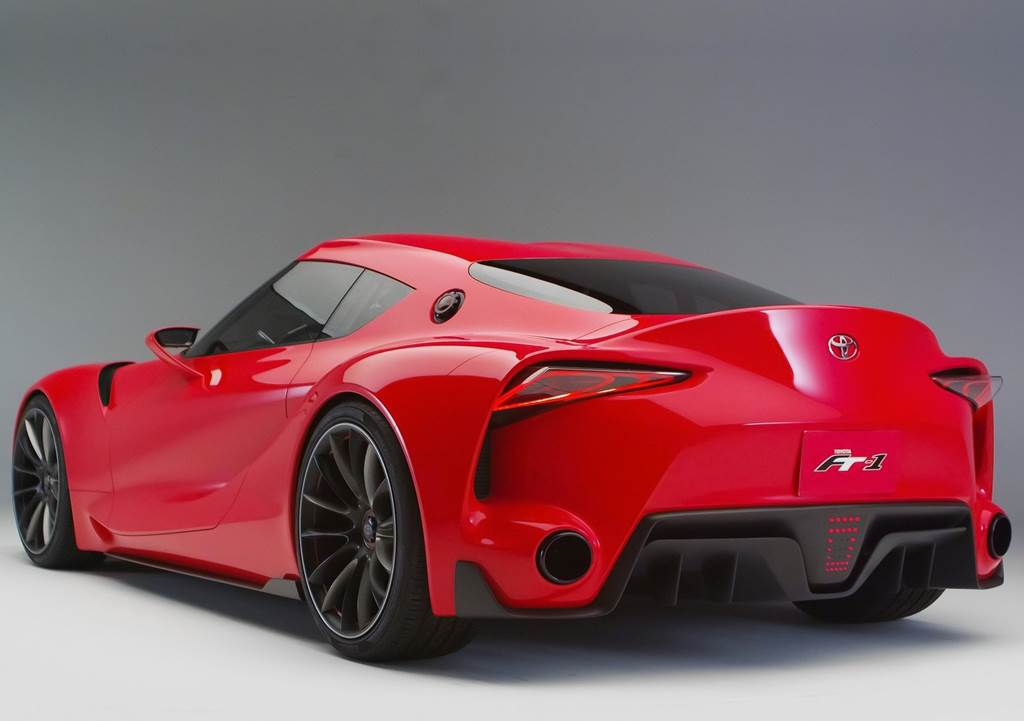 Toyota Ft 1 Concept Car Wallpapers 2014 Xcitefun Net