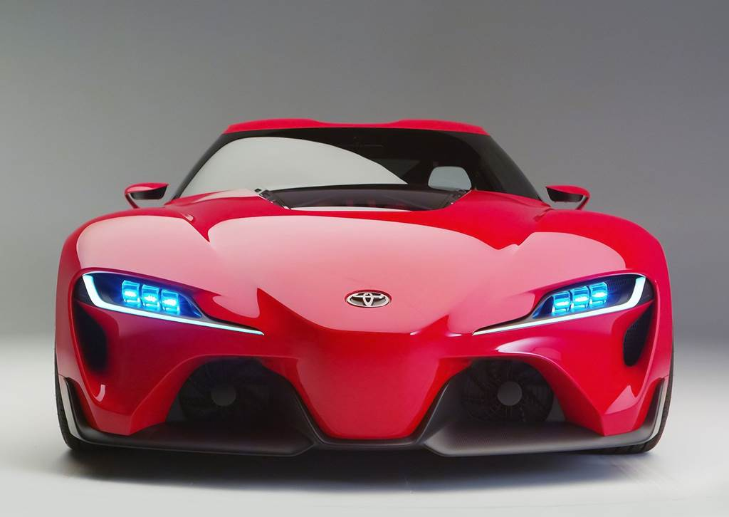 Toyota FT-1 Concept Car Wallpapers 2014 : Automobiles