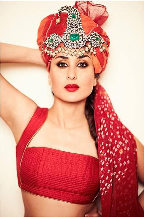 Kareena Transform Into Beautiful Bride 26