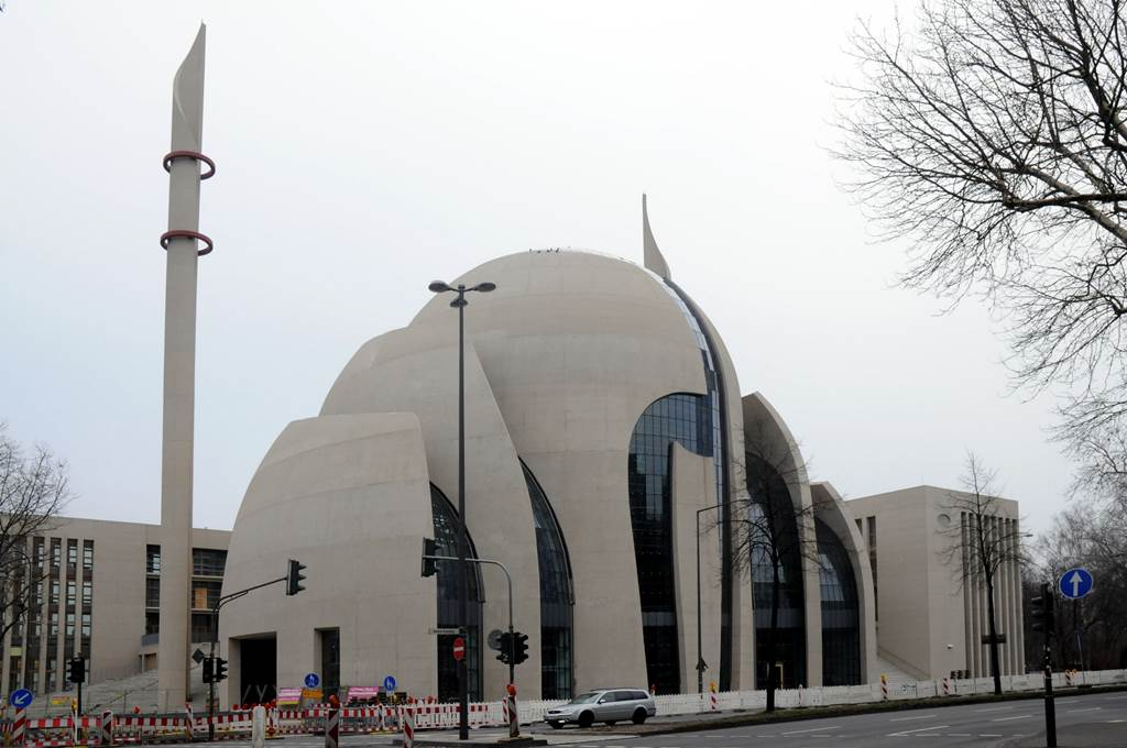 Biggest Mosque of Europe In Germany - XciteFun.net