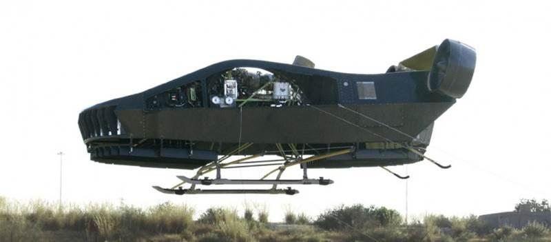 AirMule VTOL Prototype Aircraft