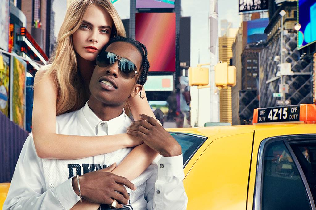 DKNY Spring Summer Campaign 2014  HQ Images