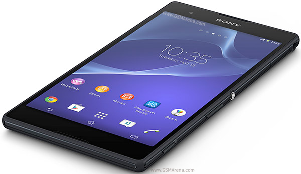 Sony Xperia T2 Ultra Smartphone Review  User Specification