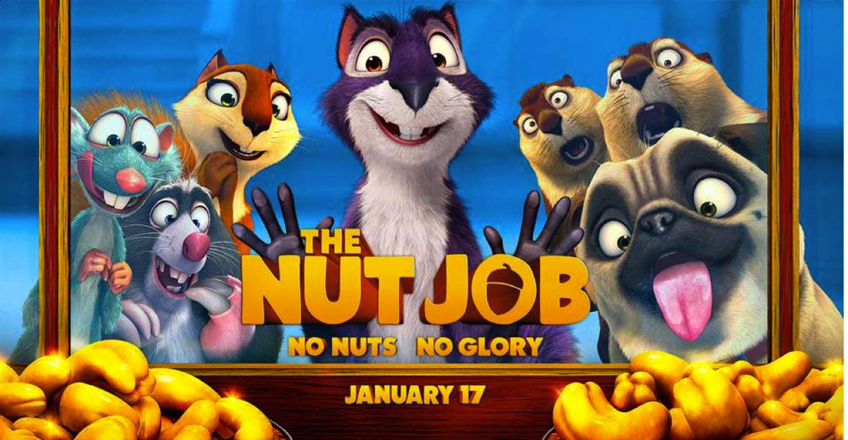 The Nut Job Movie Wallpaper The Nut Job Animated Movie