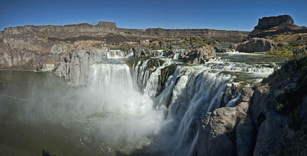 Shoshone Falls Idaho  Images N Detail