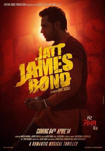 Jatt James Bond 2014 P...