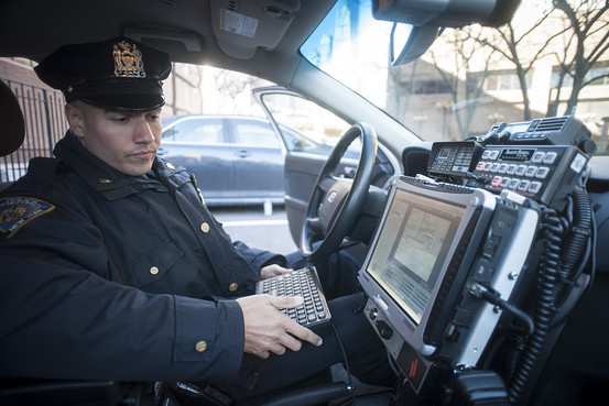 NYPD Smart Car  HiTech Police Car