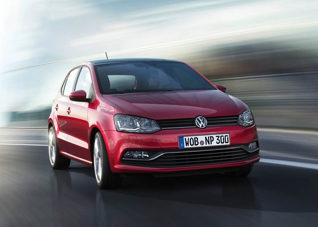 volkswagen polo car wallpapers 2014. Black Bedroom Furniture Sets. Home Design Ideas