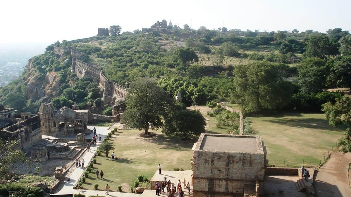 Chittorgarh India  city photos : Chittorgarh Fort Largest Indian Fort : Travel Tourism