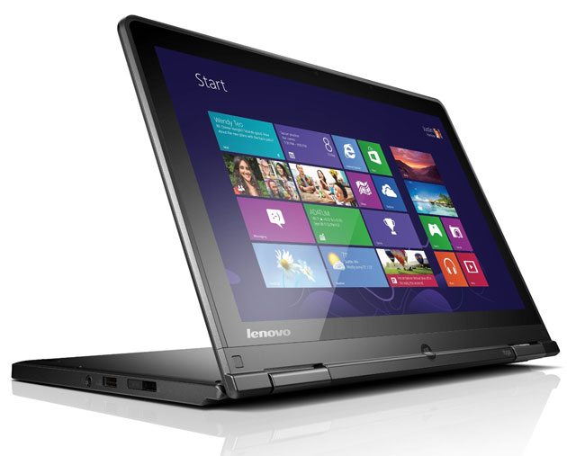 Lenovo ThinkPad S1 Yoga Ultrabook Review
