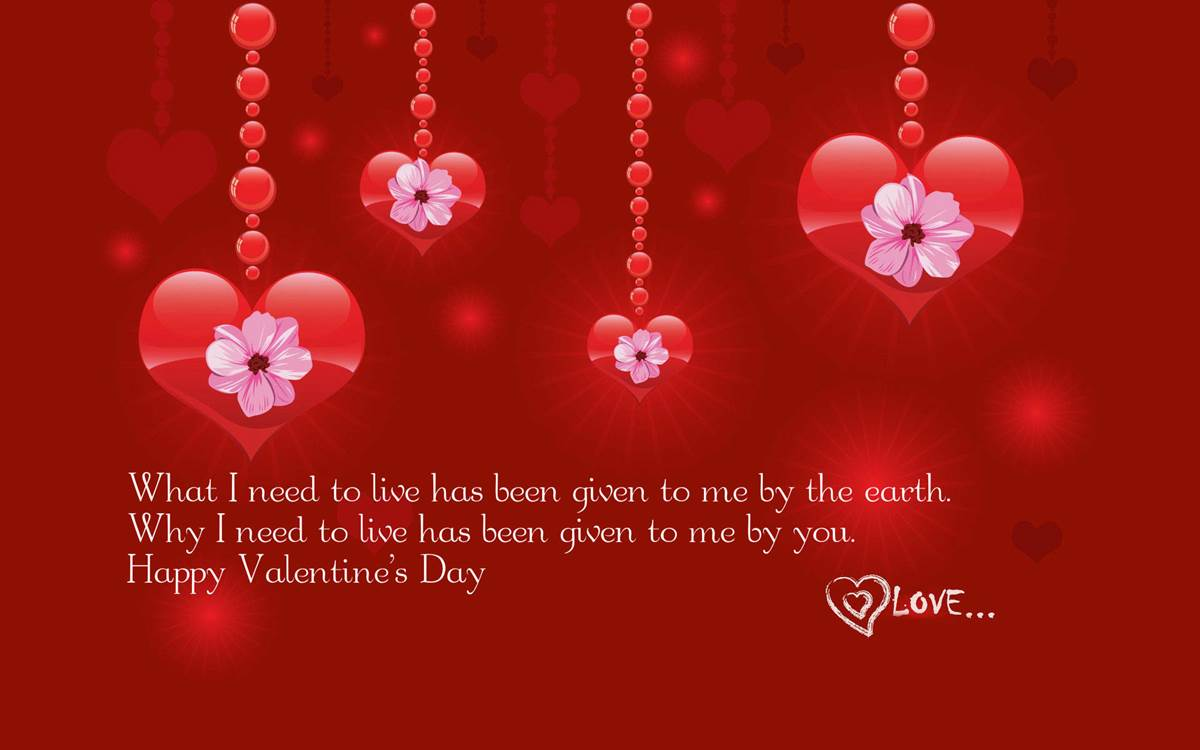 valentines day greetings 2014 romantic quotes - Valentines Day Greetings Quotes