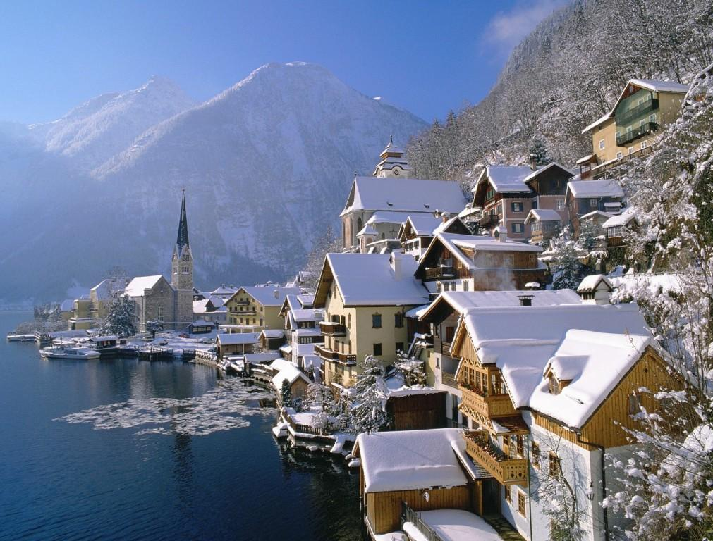 Stunning Beauty 10 Villages In Europe
