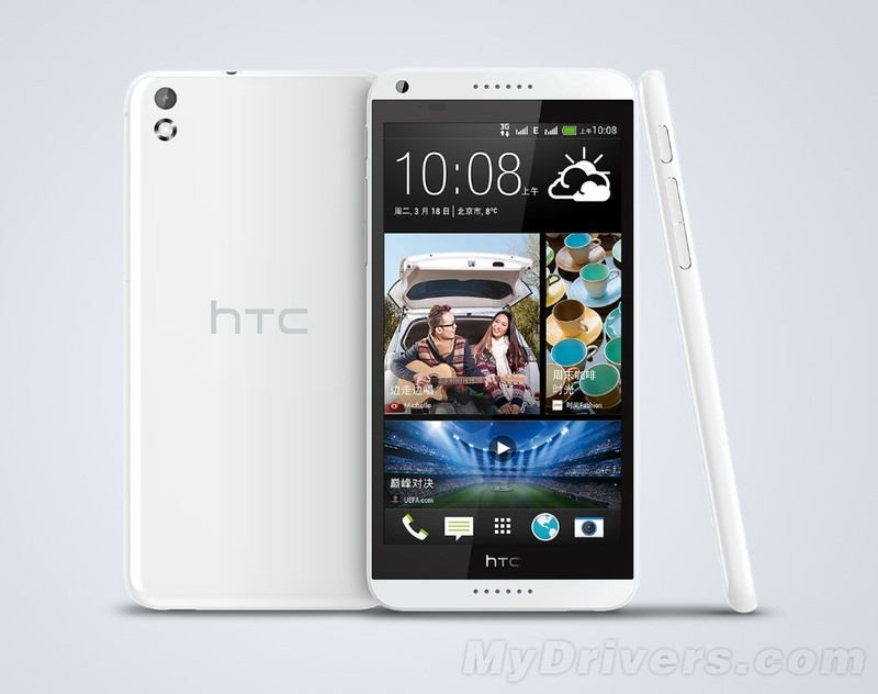 HTC Desire 8 Smartphone Review