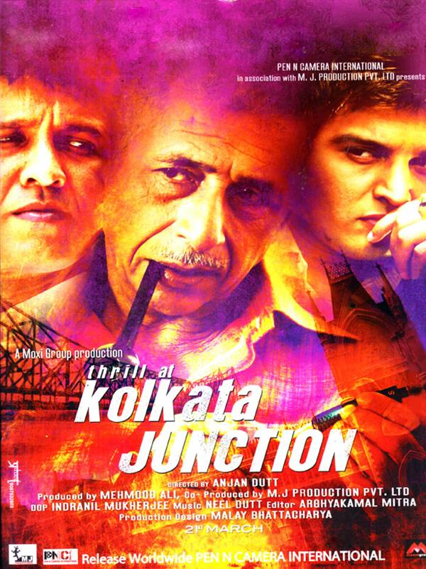 are the movie posters of Kolkata Junction upcoming Bollywood movie ...