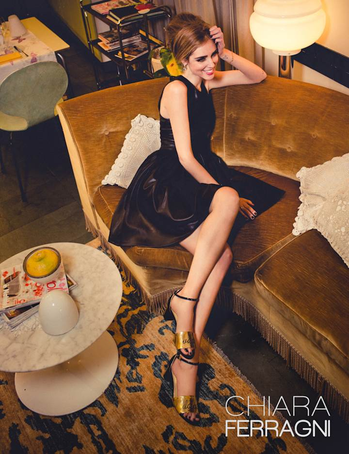 Chiara Ferragni Shoes Spring Summer Collection 2014 ...