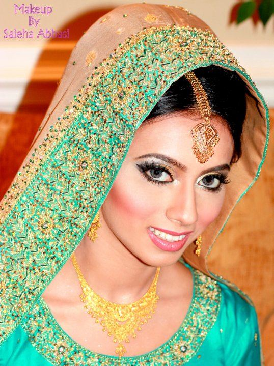 Saleha Abbasi - Makeup Artist Photo: This is my go-to pink ...