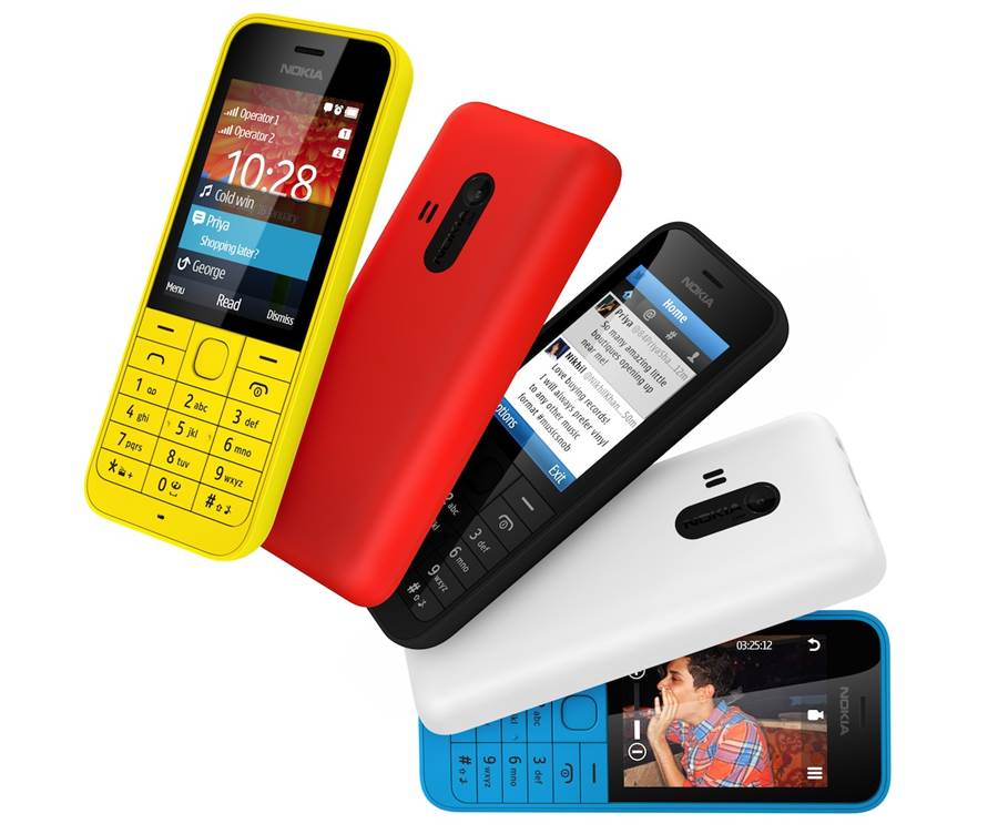 Nokia Launched New Budget Phone 2014 - Nokia 220 - XciteFun.net